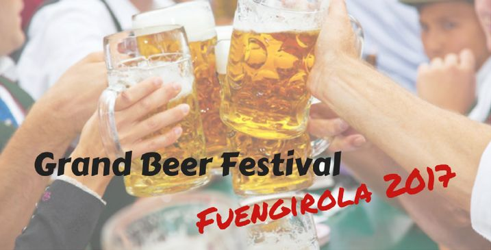 Grand Beer Festival in Fuengirola