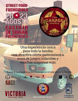 Food Truck event in Fuengirola