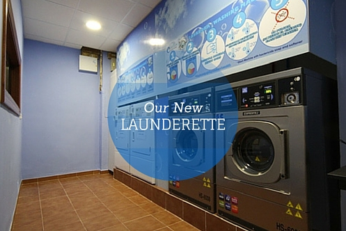 New Launderette