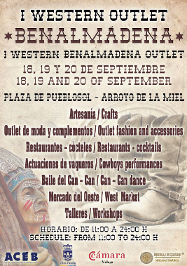 Poster for Western Outlet Benalmádena