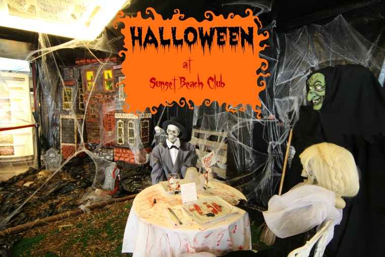 Halloween 2016 at Sunset Beach Club