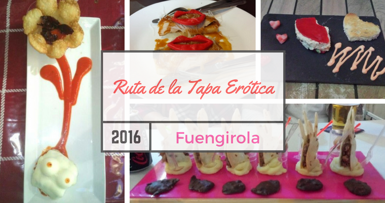 Erotic Tapas Route in Fuengirola