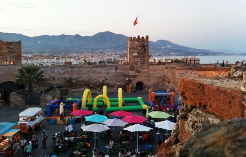 Sohail Castle Events