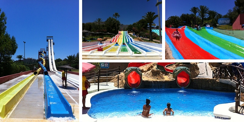 Photos of Aqualand Waterpark in Torremolinos