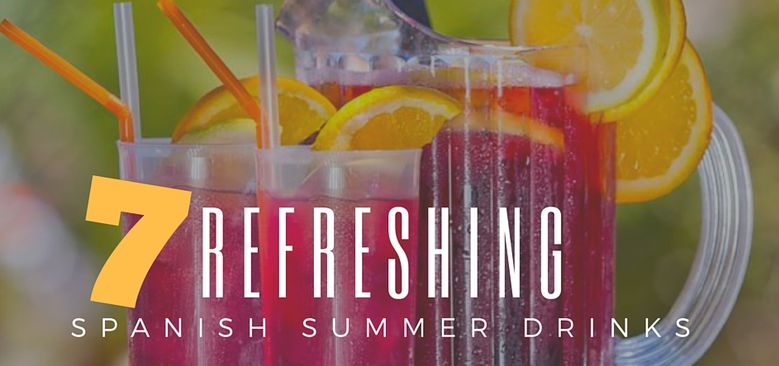 7 refreshing spanish summer drinks