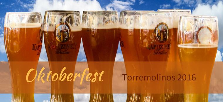 Oktoberfest Beer Festival in Torremolinos - 2016