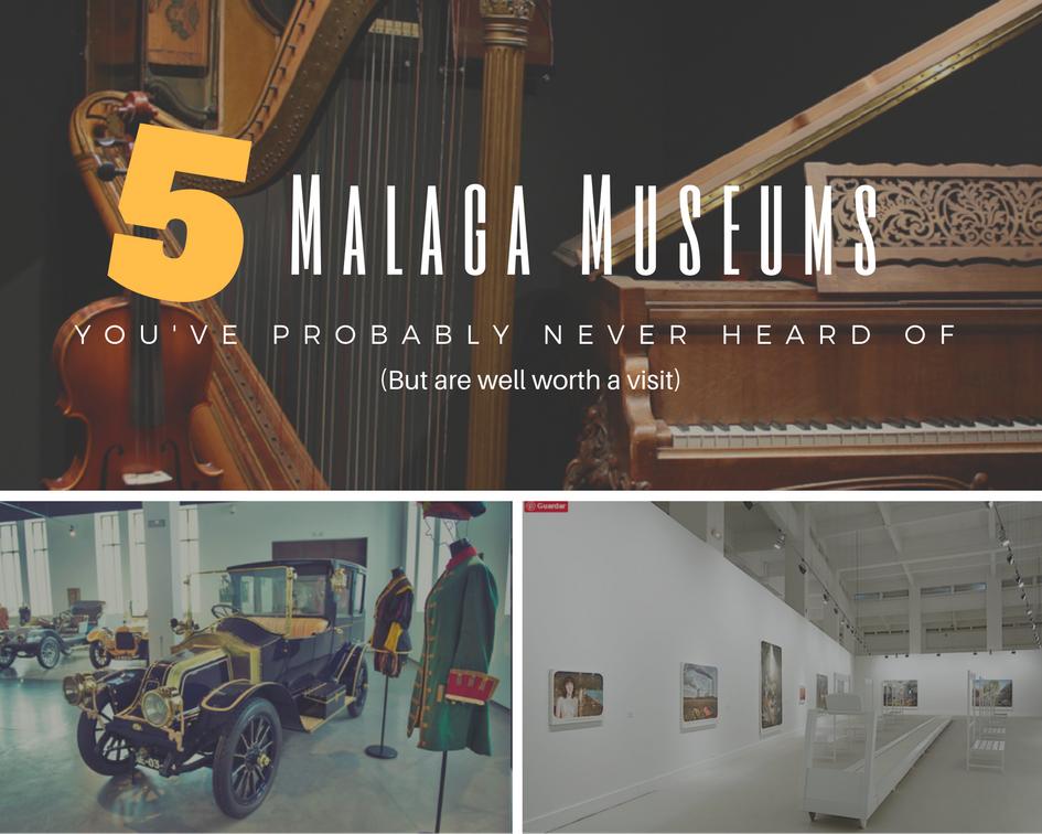 5 Malaga Museums