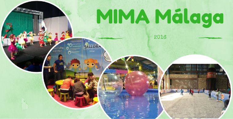 MIMA Children's fair in Malaga