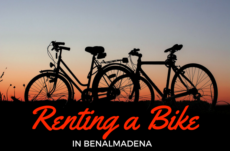 Renting a bike in Benalmadena