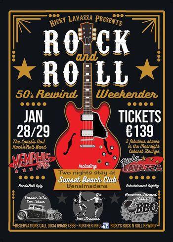 Ricky Lavazza's Rock n Roll Rewind Weekender