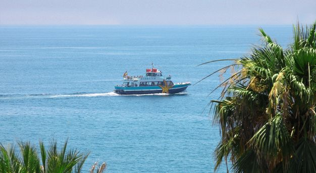 Ferry from Benalmadena to Fuengirola