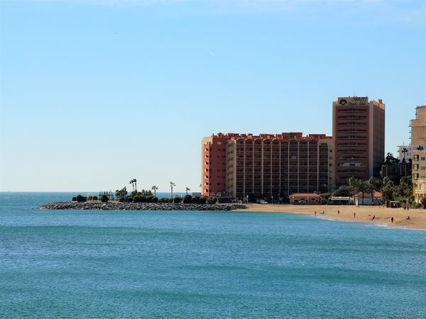 Sunset Beach Club Hotel in Benalmadena