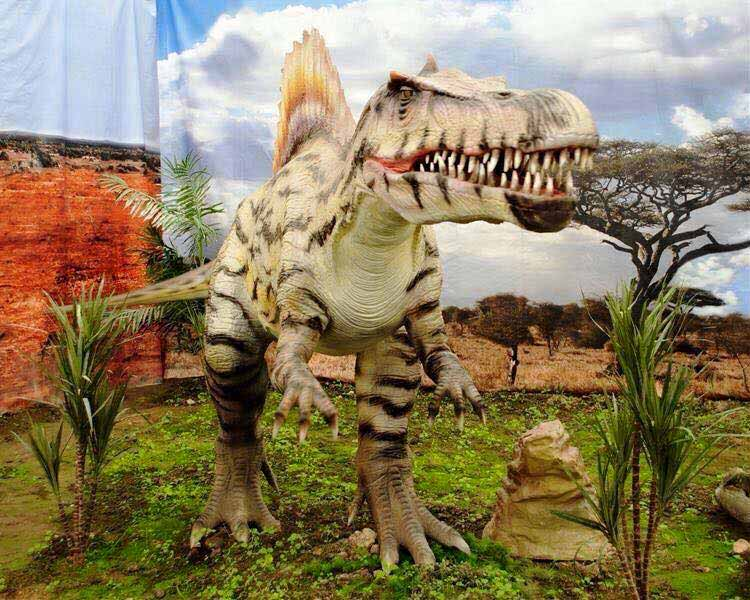 Jurassic Expo in Malaga