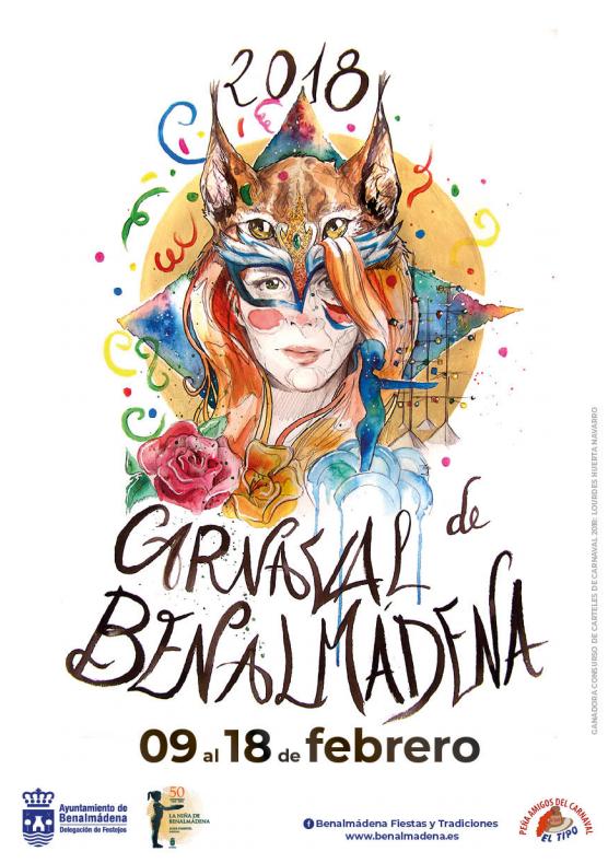 Poster for Benalmadena Carnival