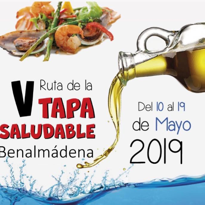 Health Tapas Route in Benalmadena 2019