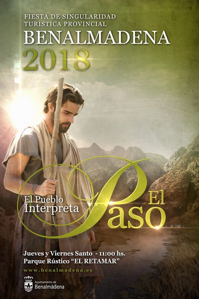 Poster for El Paso Benalmadena (Passion of Christ)