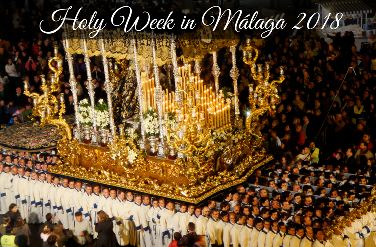 Holy Week in Malaga 2018