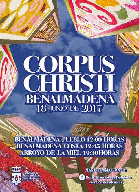 Corpus Christi in Benalmadena