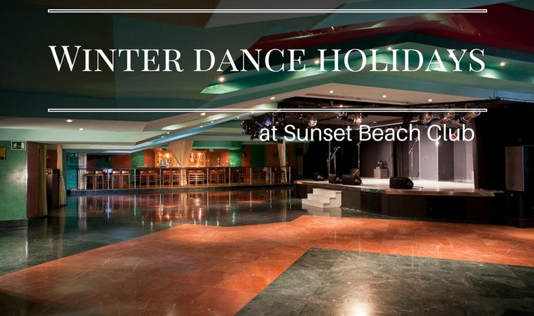 Winter Dance Holidays in Benalmadena, Costa del Sol