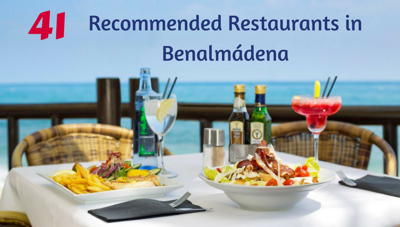 41 Recommended Restaurants in Benalmadena