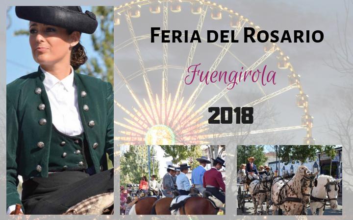 Feria del Rosario in Fuengirola 2018