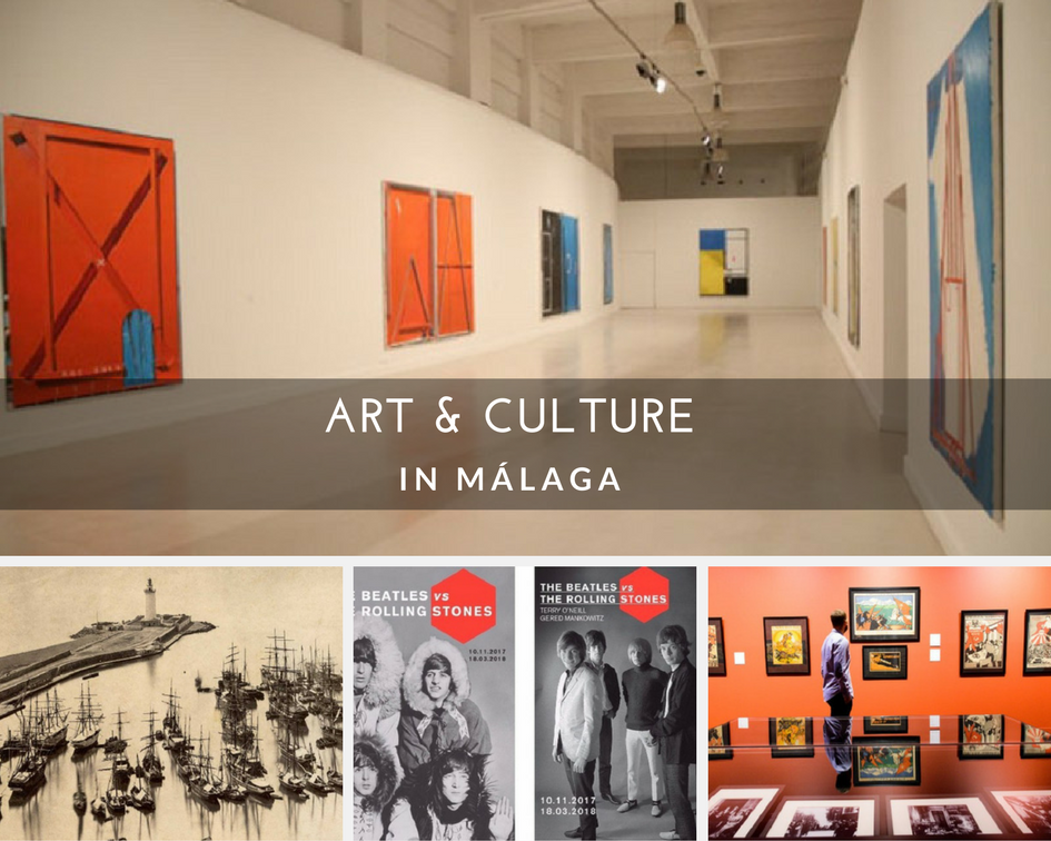 Art and Culture in Malaga