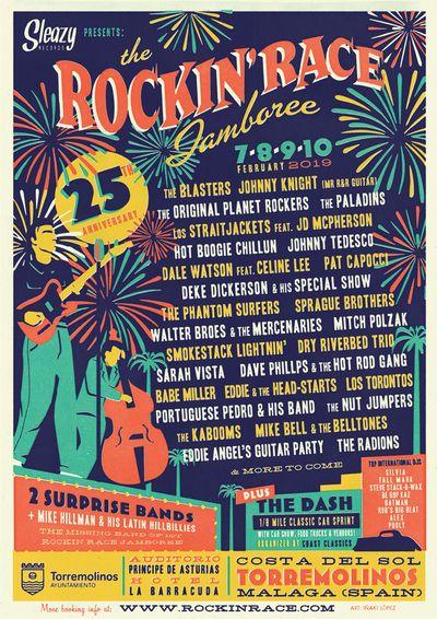 Rockin Race Jamboree Torremolinos 2019