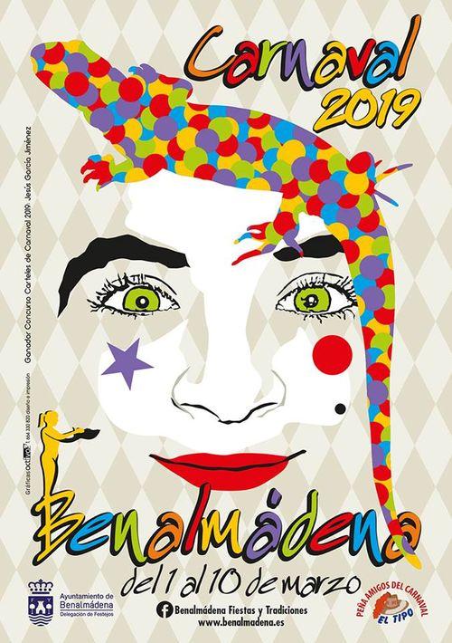 Benalmadena Carnival 2019