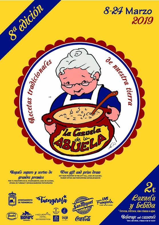 Grandma's Casserole - La Cazuela de la Abuela - Fuengirola 2019