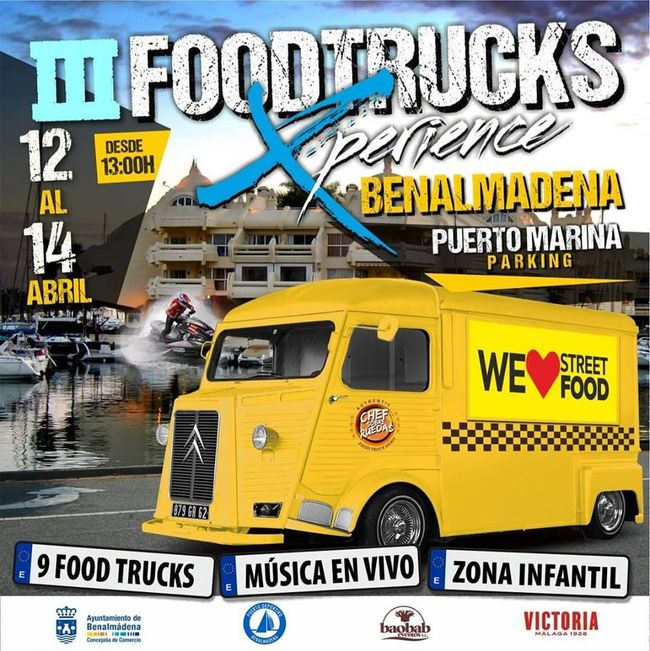 Food Trucks Benalmadena