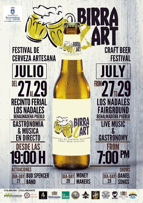 Birra & Art Craft Beer Festival Benalmadena