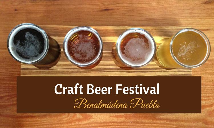 Craft Beer Festival Benalmadena Pueblo