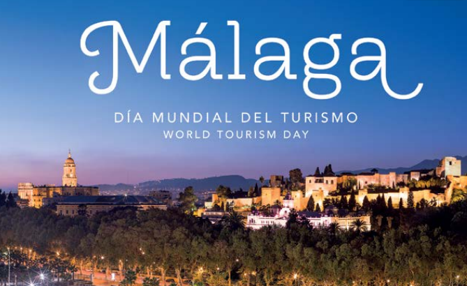 World Tourism Day in Malaga