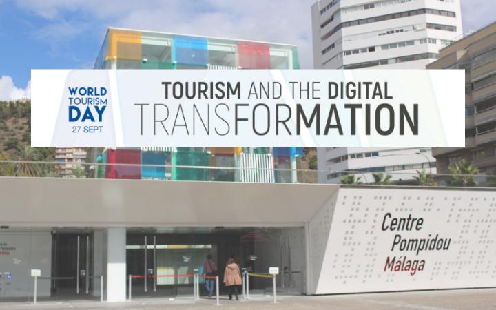 World Tourism Day Málaga 2018