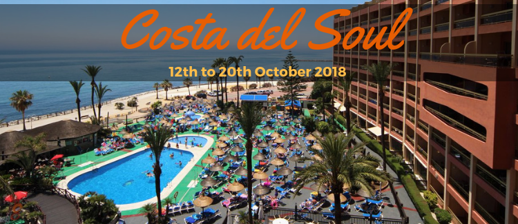 Costa del Soul 2018 - Sunset Beach Club Benalmadena