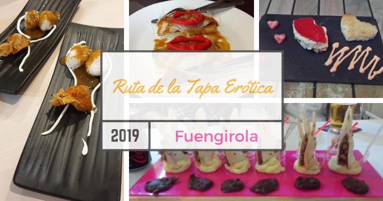 Erotic Tapas Route in Fuengirola