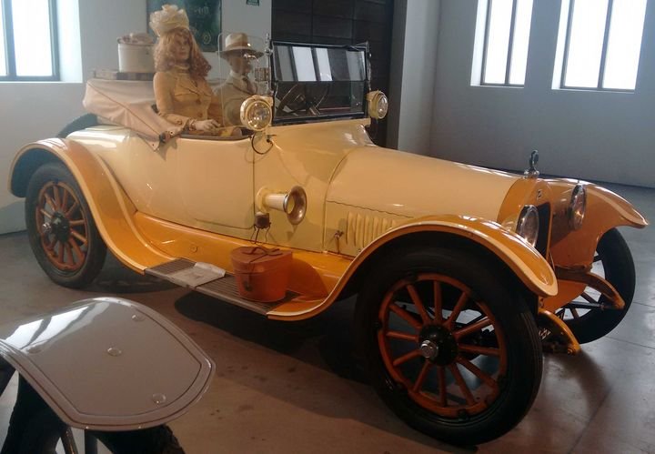 Automobile Museum in Málaga