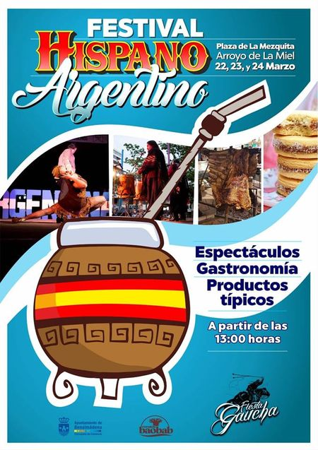 Hispanic and Argentinian Festival in Benalmadena