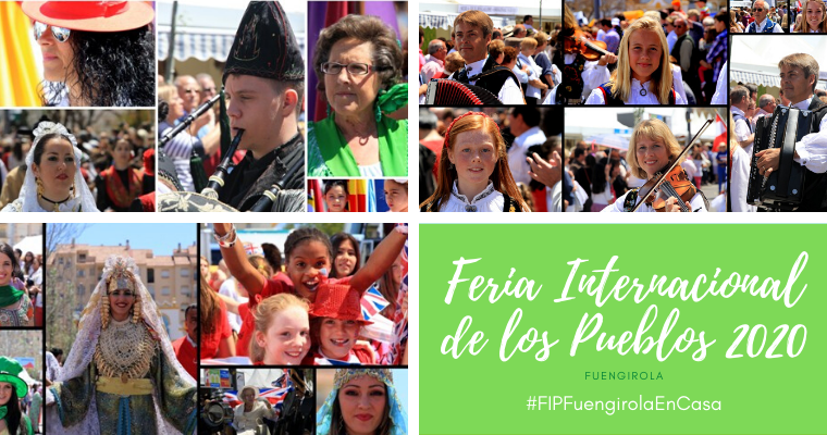 Feria internacional de los pueblos Fuengirola 2020 - international people's fair
