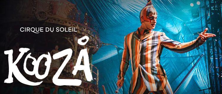 Kooza - Cirque du Soleil in Málaga