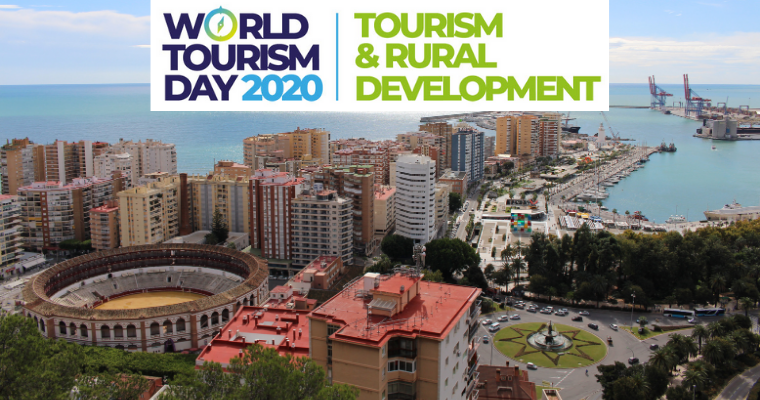 World tourism day malaga 2020