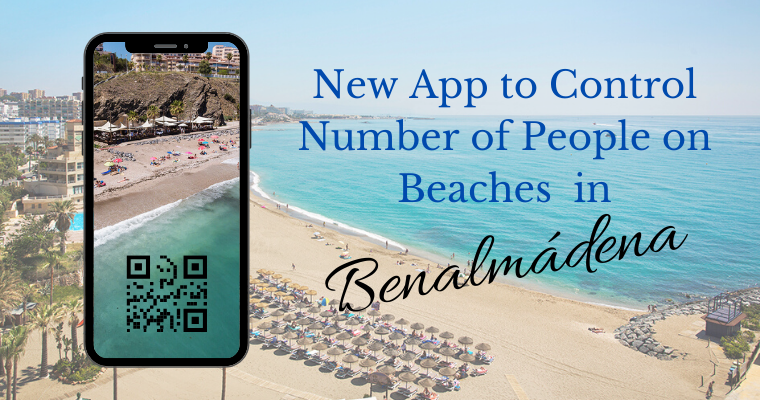 New app to control number of people on Benalmadena beaches this summer
