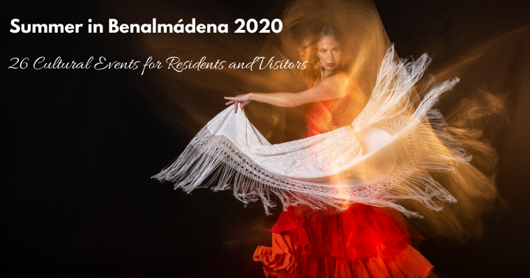 Summer in Benalmadena 2020 - Cultural events programme