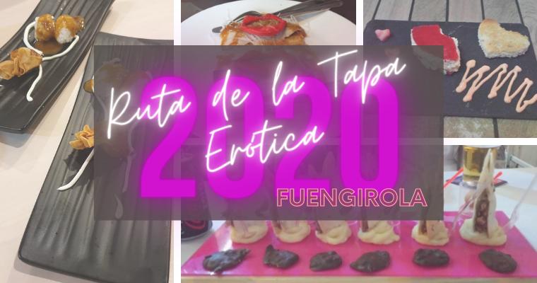 Erotic Tapas Route 2020 Fuengirola